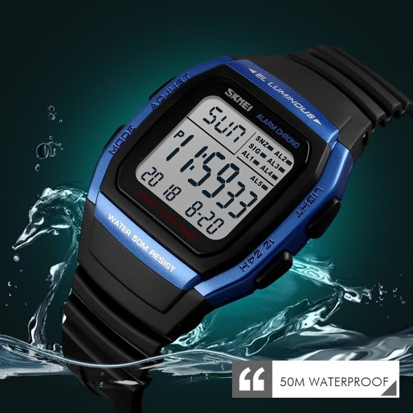 Fashion Watches Sports Digital Watch