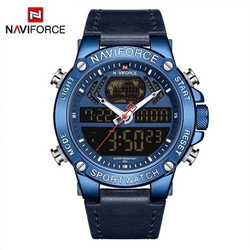 Leather Sport Men Watches