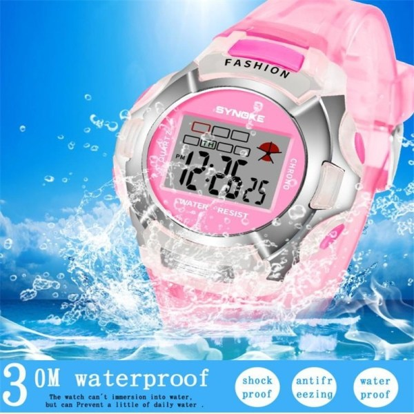 Children Watch Digital Sports Watches