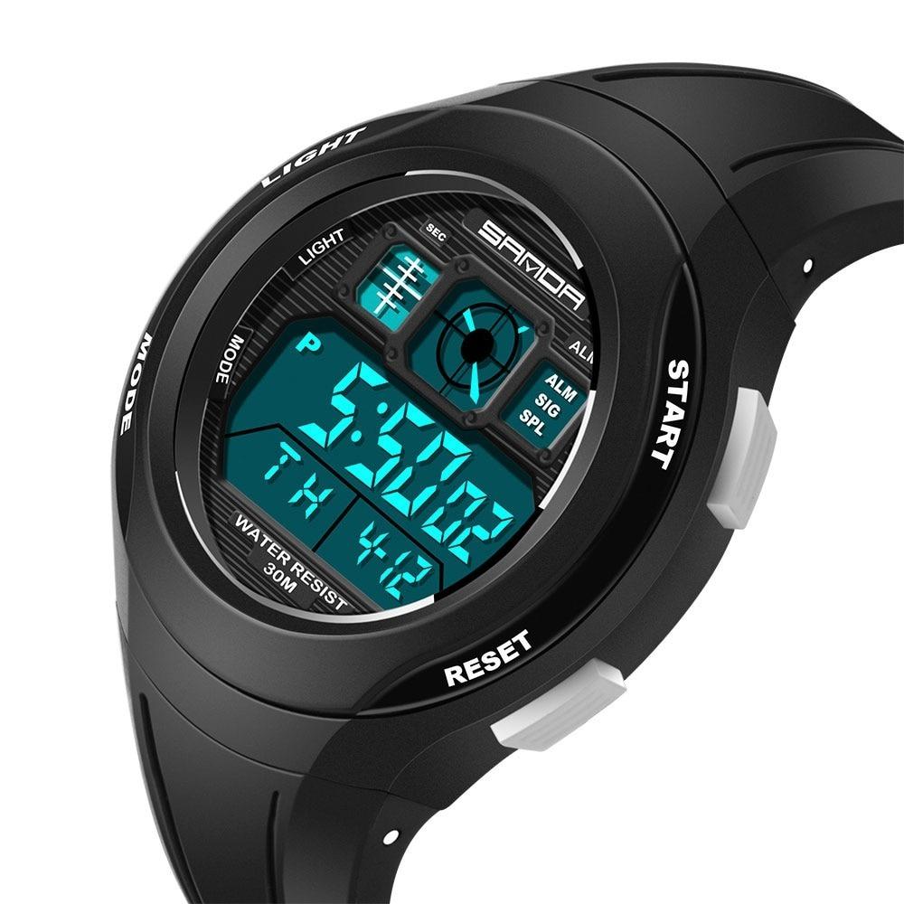 Digital Children Watches Sport Wrist Watch