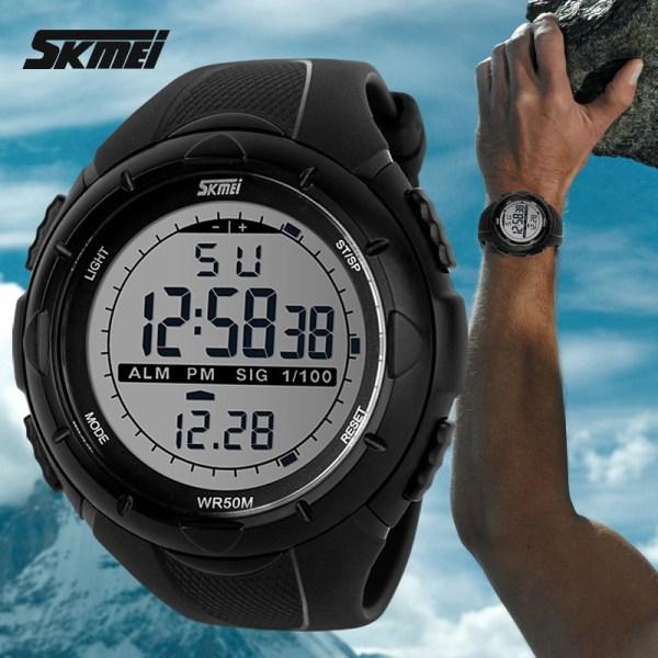 Digital Military Watch Swim Dress Sports Watches