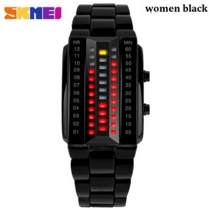 Fashion Watch Lovers LED Wristwatches