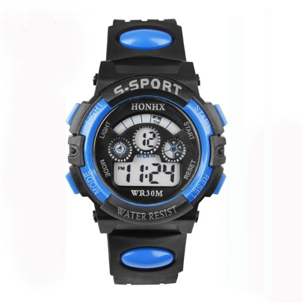 Kids Boy Watches Digital LED Quartz