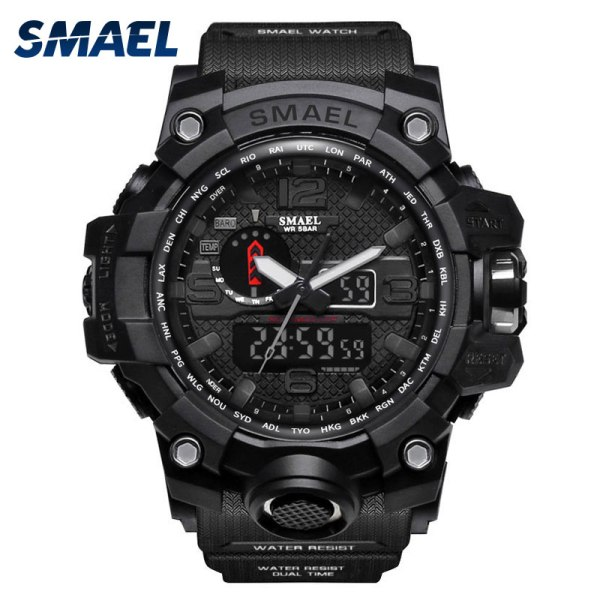 Men Military Watch Waterproof Wristwatch