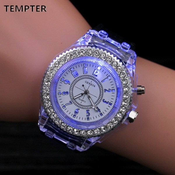 Outdoor Watch LED Luminous Wrist Watches