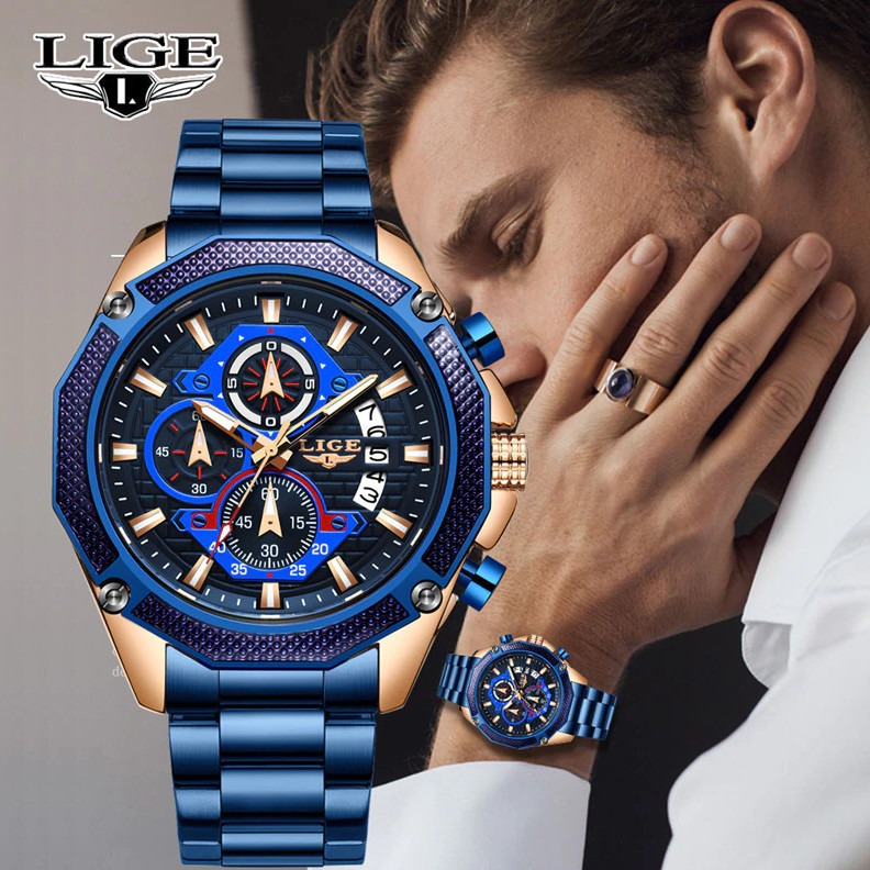 Quality, Durability, and Style in Branded Watches For Men