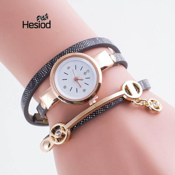 Women Bracelet Watch Leather Casual Bracelet