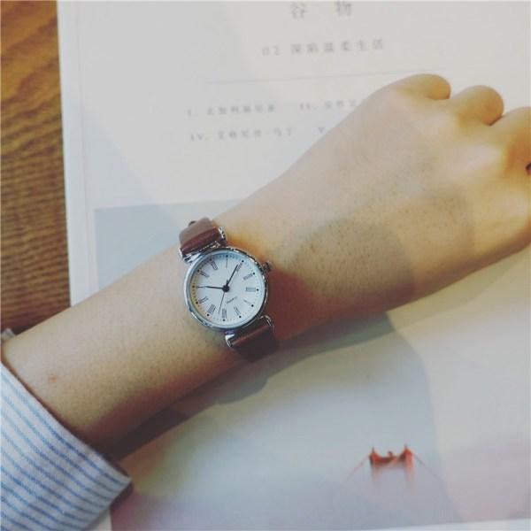 Women Dress Watches Female Clock