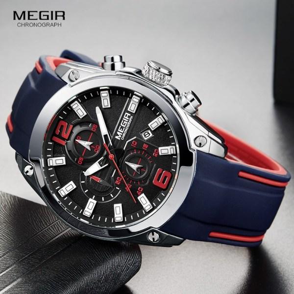 Men's Chronograph Analog Quartz Watch