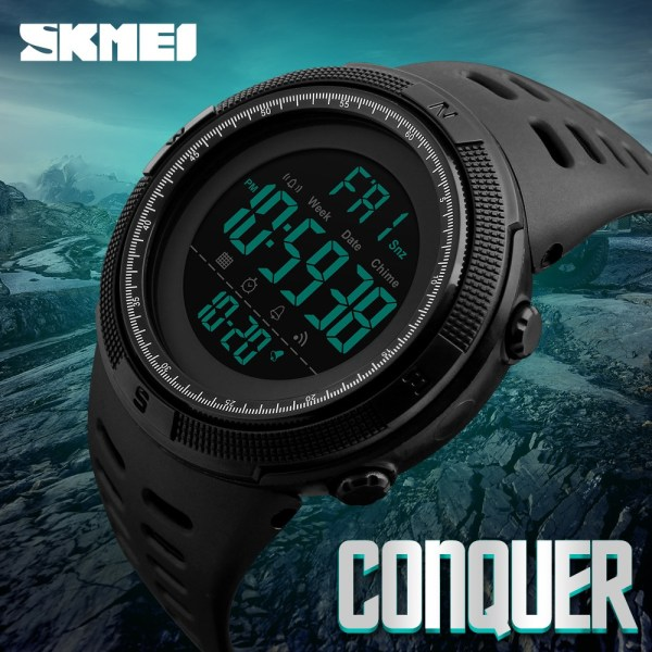 Men's Sport Watches Waterproof Digital Watch
