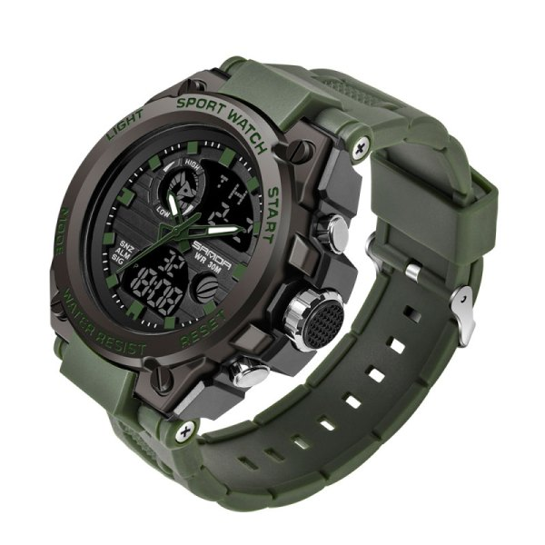 Men's Watches Black Sports Watch