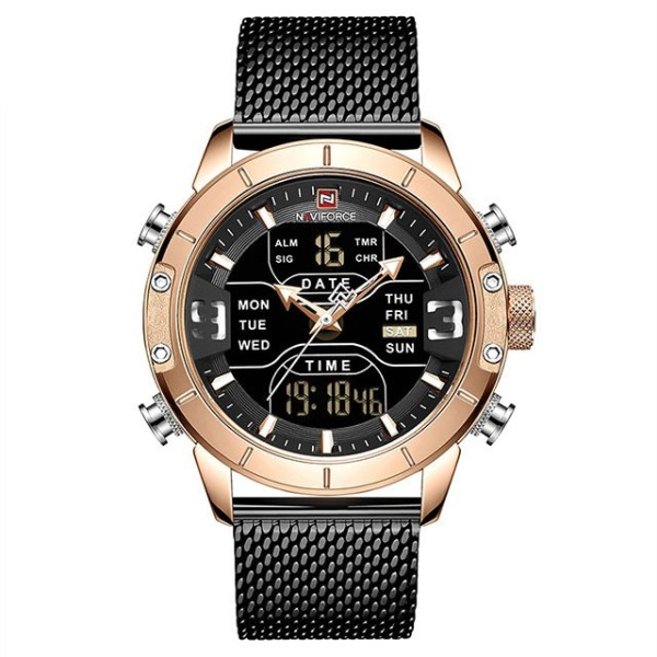 Men Watch Military Sport Quartz