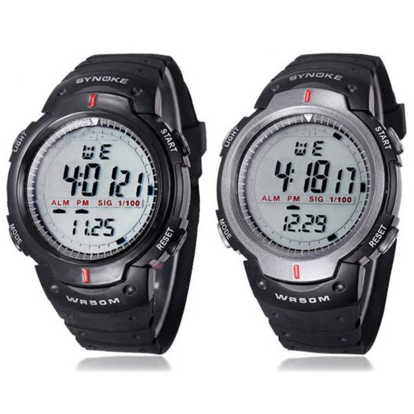 Military Wristwatch Sports LED Electronic Watch