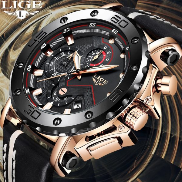 Sports Chronograph Men Watches