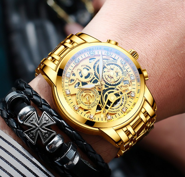 Tips For Buying Gold Watches For Men