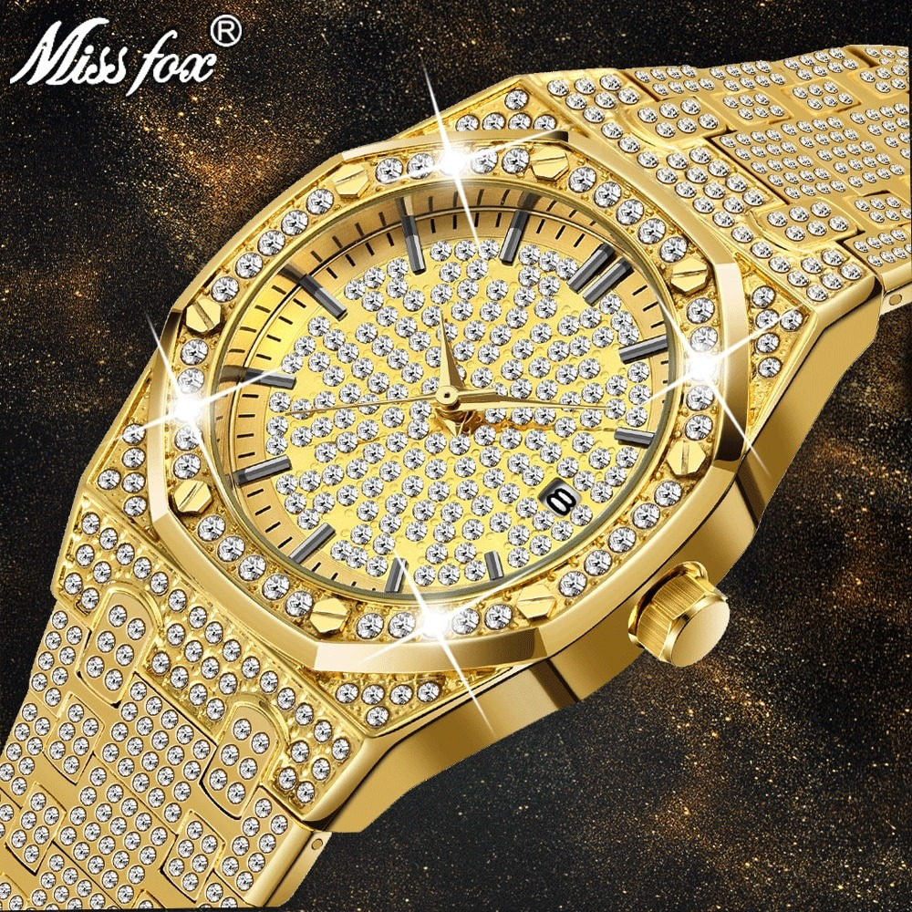 What Are Diamond Watches?