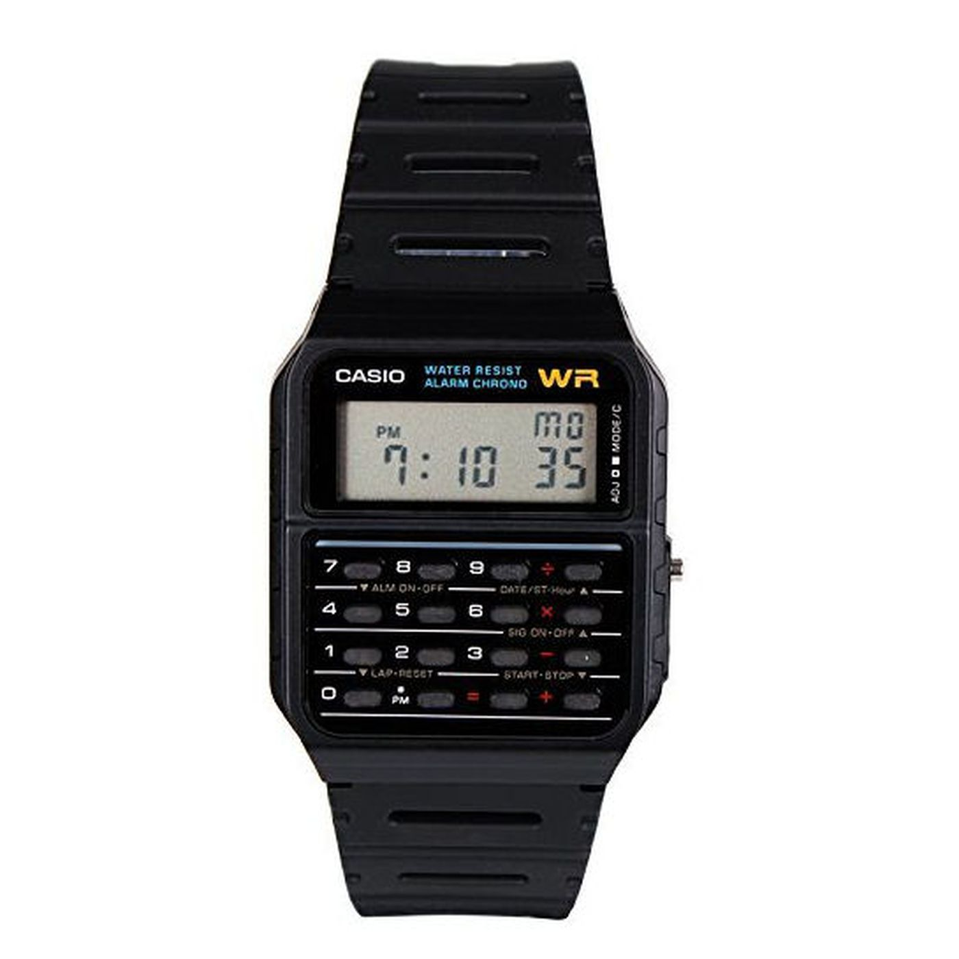Functionality and Features of a Calculator Watch