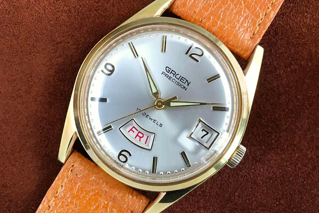 Gruen Watches - Features, History and Style