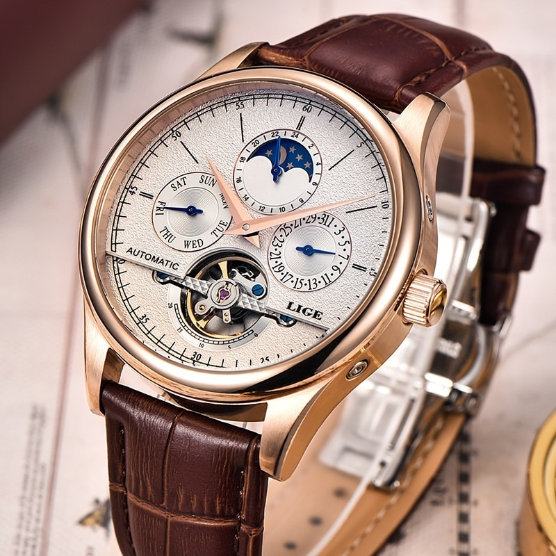 Advantages of Mechanical Watches For Men