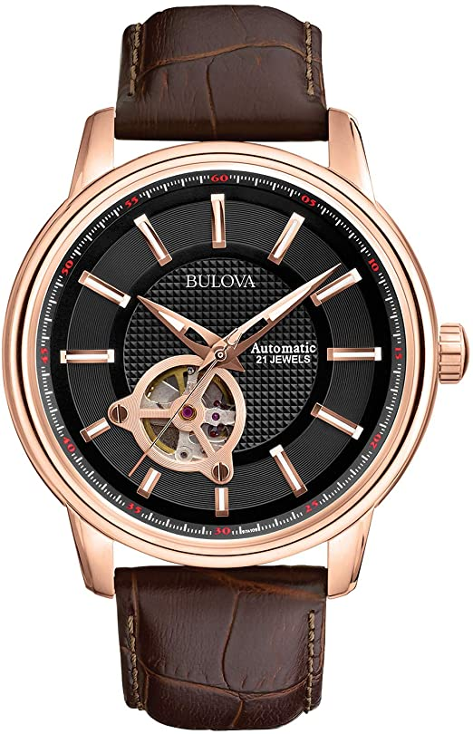 Bulova Automatic Watch For Men