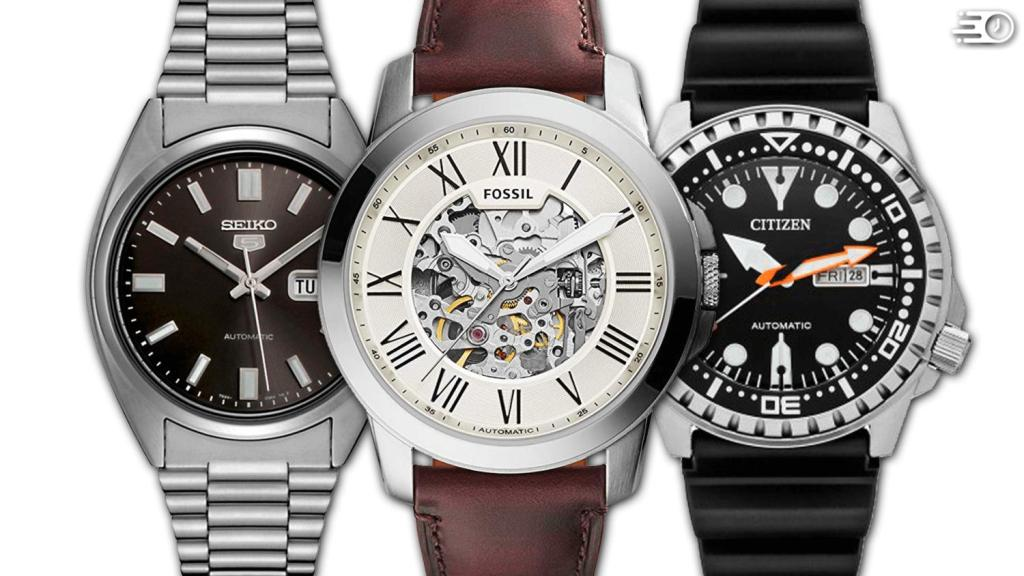 How to Find Cheap Automatic Watches