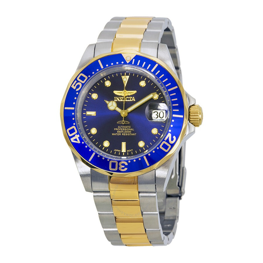 The Invicta Automatic Watches - Timeless Classics
