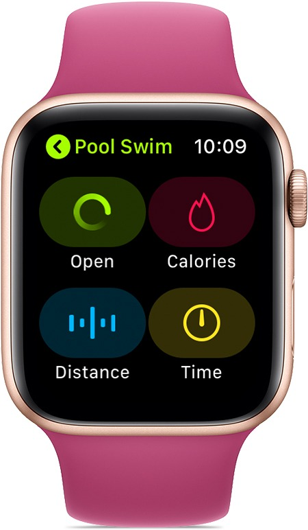 Learning How to Use Your Apple Watch For Swimming