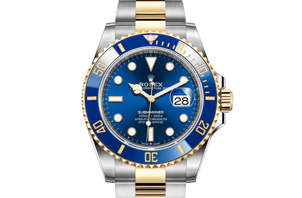 Timeless elegance for men with the Rlex Submariner Invicta dial and bracelet