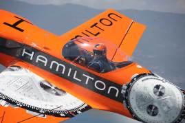 Una tercera parte de la inspiración de Hamilton proviene del cielo...