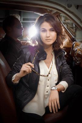 Con esta colección se busca satisfacer las necesidades de las mujeres que quieren dar una nueva personalidad a su reloj.