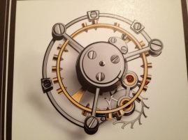 El tourbillon fue diseñado como respuesta a un problema existente desde hacía mucho tiempo: el hecho de que la atracción terrestre afecte a los resultados de los relojes y perturbe la regularidad de marcha.