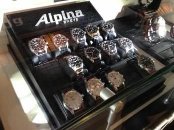 Alpina también estuvo