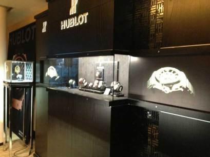 Exhibición relojera