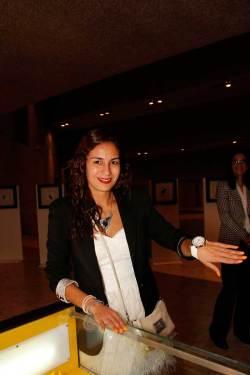 Paola Espinosa, dos veces medallista olímpica, se sumó al proyecto en favor del Águila Real Mexicana