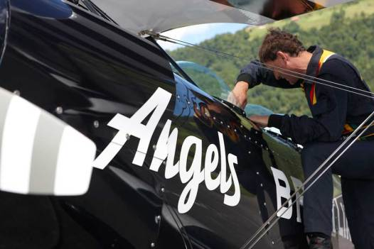 Breitling - Angels