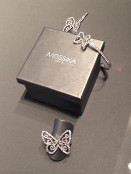 La colección de Mariposas se ha convertido en un éxito dentro de sus líneas de joyería.