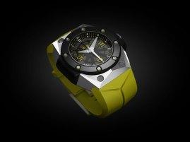 OktopusII Titanium Yellow