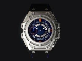 SpidoLiteII Titanium Blue