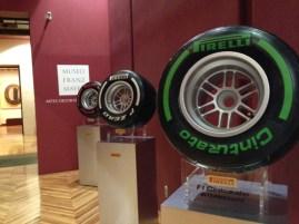 Pirelli presentó sus nuevos neumáticos para la temporada 2013 de Fórmula 1.