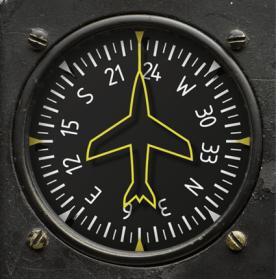 El girocompás que sirvió de fuente de inspiración para el modelo Flight Compass.