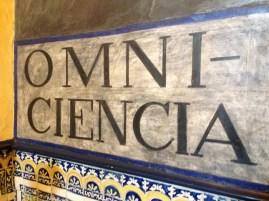 Omni-Ciencia, mural pintado el artista por José Clemente Orozco