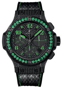 Tsavoritas en esta versión verde.