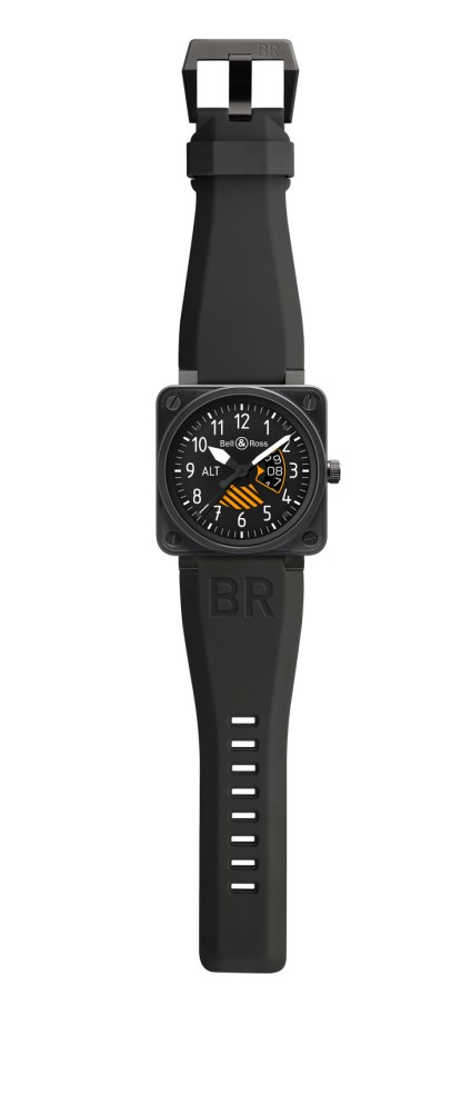 BR01-92 Altimeter Only Watch
