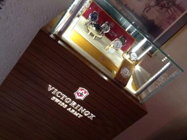 Victorinox Swiss Army Colección 2013 México D.F.