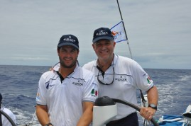 Peligroso Racing Team // TRANSPAC 2013