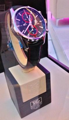 Cronógrafo Calibre 1887 Reloj Oficial de La Carrera Panamericana Edición Limitada a 250 piezas.