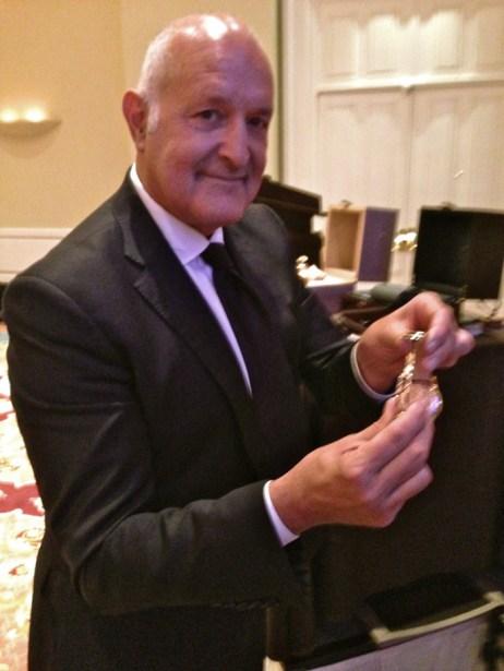 Michele Sofisti, CEO Kering (Girard-Perregaux)