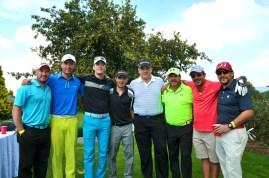 Renato Sandoval, Eduardo Ortiz de la Peña, Rayan Hyland, Gullermo Diez Barrozo, Carlos Navarro, Antonio Moreno, Adrian Moreno, Luis Maumejean.