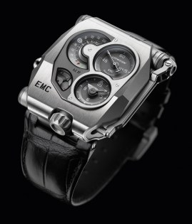 Urwerk, EMC (Electro Mechanical Control)