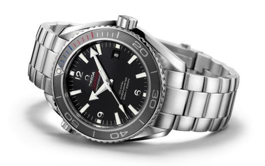 "OMEGA Seamaster Planet Ocean 45.5 mm ""Sochi 2014 "" Limited Edition."
